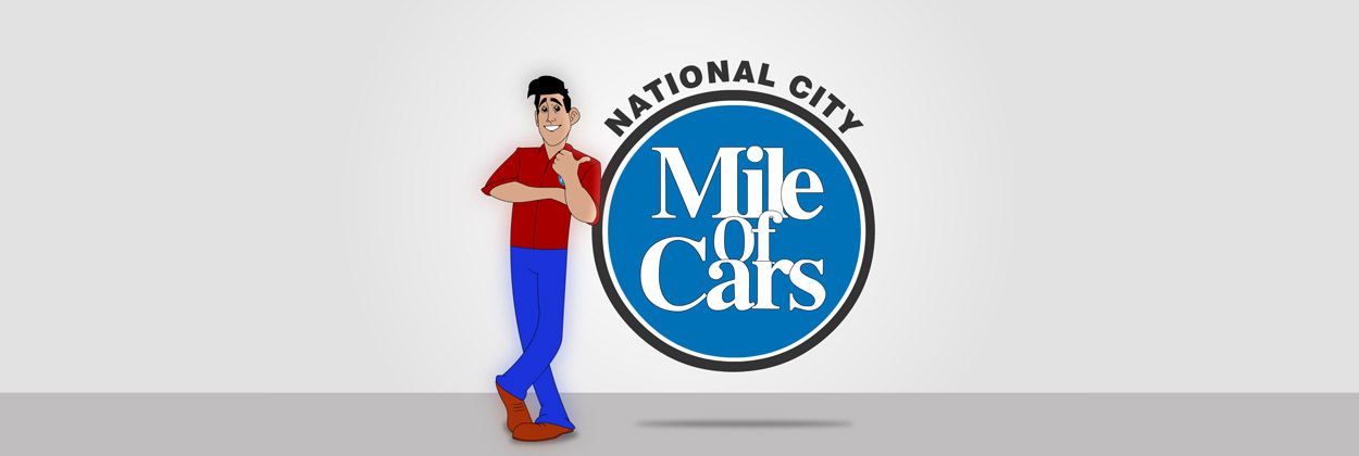 National City Mile Of Cars 5 000 Cars And 20 Brands