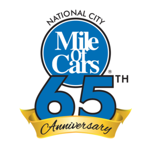 Mile of Cars celebrates its 65th Anniversary.